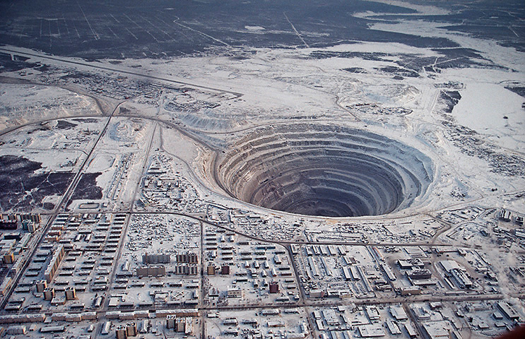 gianthole