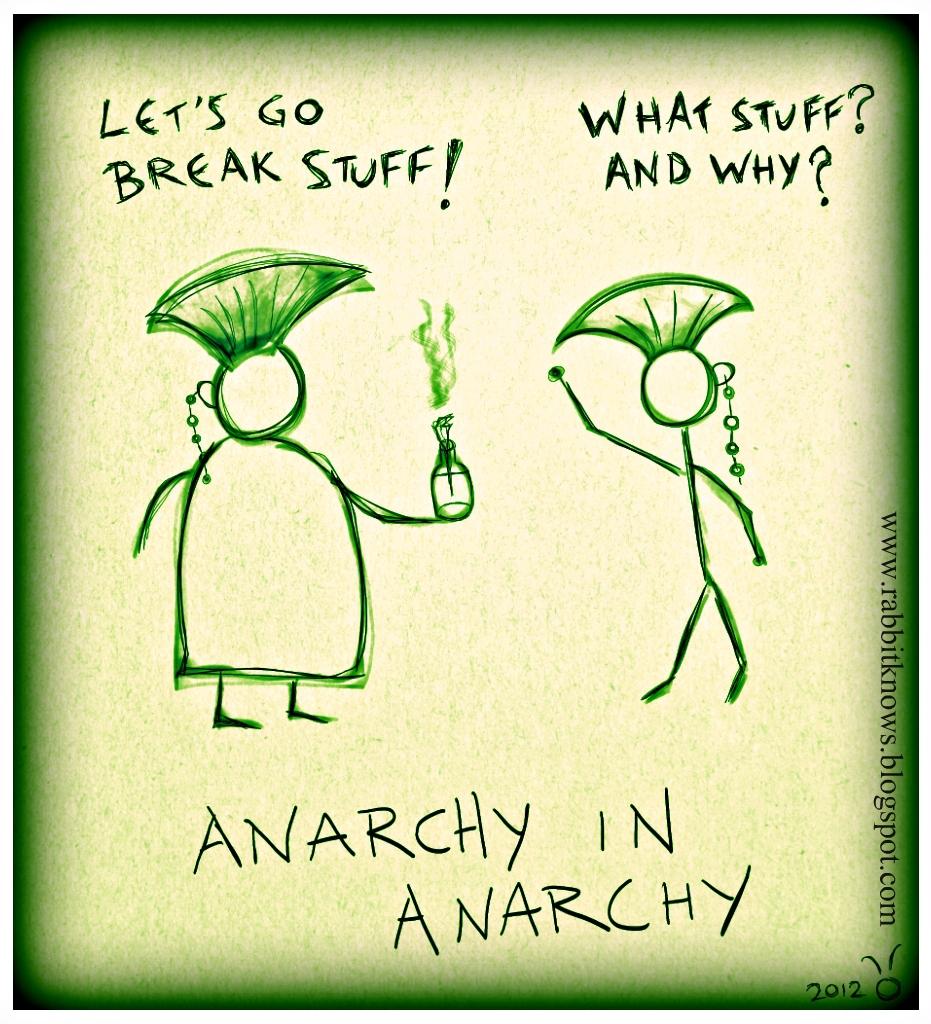 8 - Anarchy in anarchy