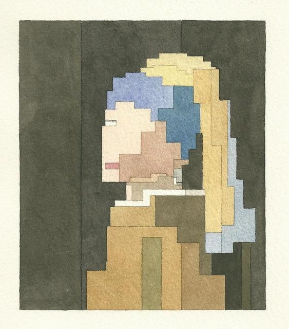 8bit-girl-with-a-pearl-earring